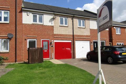 3 bedroom terraced house for sale - Grebe Close, Dunston, Dunston Riverside, Tyne & Wear, NE11 9FD