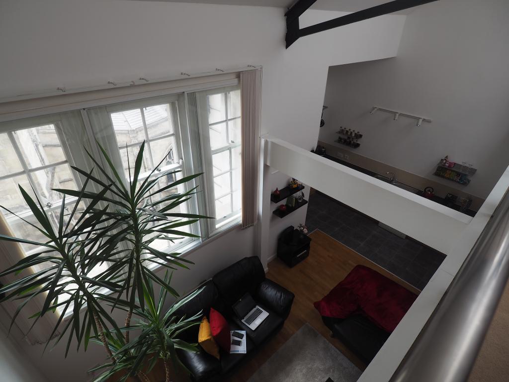 View over Mezzanine Level
