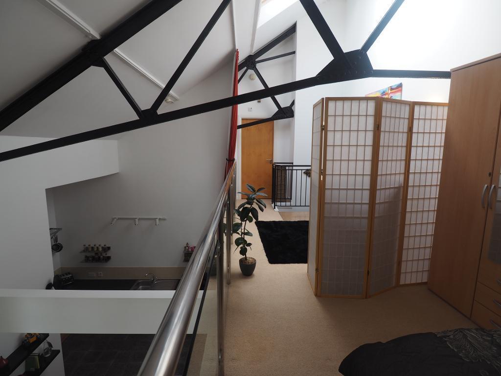 Bedroom Two (Mezzanine)