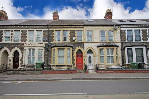 4 bedroom terraced house for sale - Ninian Park Road, Cardiff