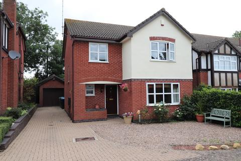 4 bedroom detached house for sale - Greenway, Kibworth Beauchamp, Leicester, LE8