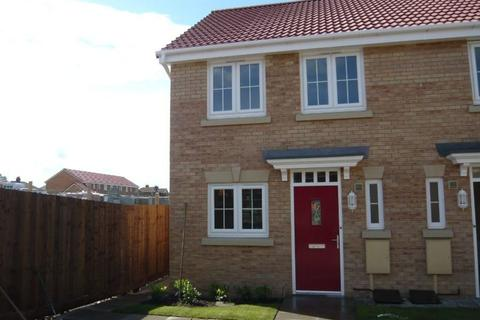 2 bedroom townhouse to rent - LISTER CLOSE, MELTON MOWBRAY