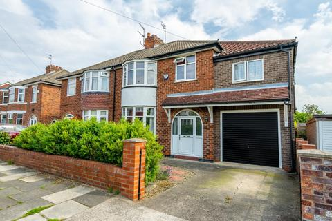 5 bedroom semi-detached house for sale - The Garlands, Rawcliffe, York