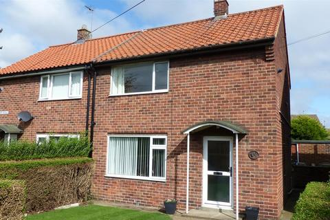 2 bedroom semi-detached house for sale - Pennyman Road, Beverley, East Riding of Yorkshire, HU17 9NU