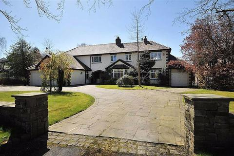 5 bedroom detached house to rent - Ladythorn Crescent, Bramhall