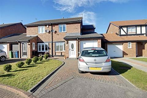 3 bedroom semi-detached house for sale - Fareham Grove, Boldon, Tyne And Wear