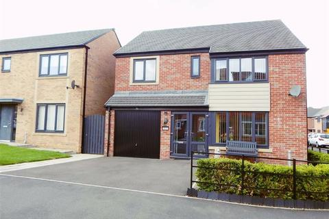 4 bedroom detached house for sale - Ridley Gardens, Earsdon View, Shiremoor, NE27