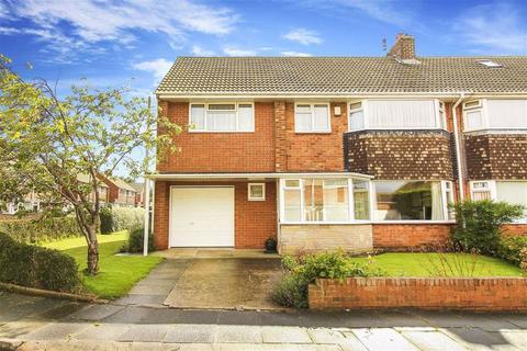 5 bedroom semi-detached house for sale - Hatfield Gardens, West Monkseaton, Tyne And Wear