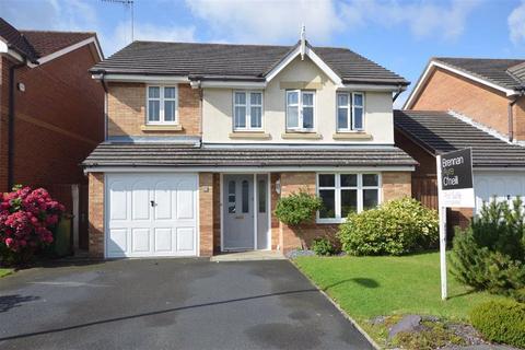 4 bedroom detached house for sale - Balmoral Grove, Noctorum, CH43