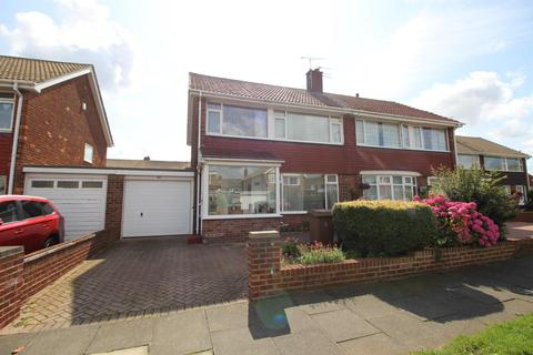 3 bedroom semi-detached house for sale - Malvern Road, North Shields