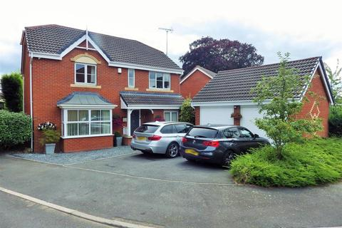 4 bedroom detached house for sale - Carpenter Glade, Halesowen