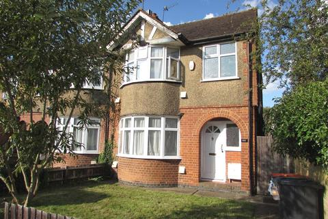 3 bedroom end of terrace house to rent - London Road, Dunstable