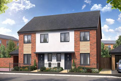 3 bedroom semi-detached house for sale - Oakworth Avenue , Atterbury , Milton Keynes , MK10