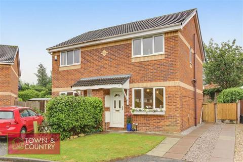 2 bedroom semi-detached house for sale - Highvale, Connahs Quay, Deeside, Flintshire