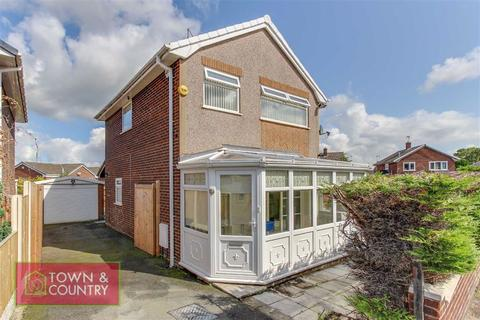 3 bedroom detached house for sale - Elidie Close, Connahs Quay, Deeside, Flintshire