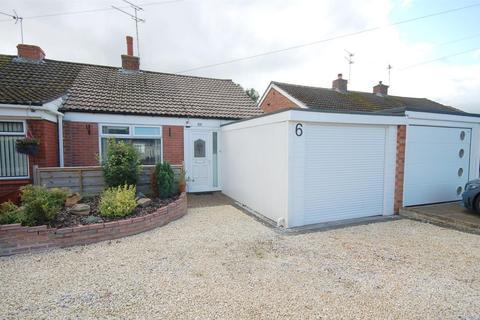 2 bedroom semi-detached bungalow for sale - Meynell Close, Wistaston, Crewe