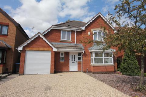 4 bedroom detached house for sale - Aldin Way, Hinckley