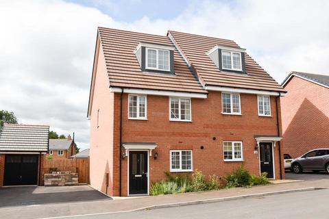3 bedroom semi-detached house for sale - Amey Way, Warwick