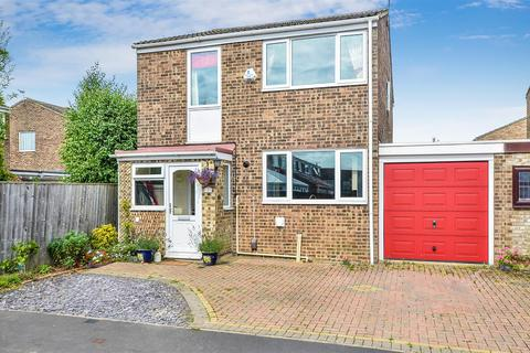 4 bedroom link detached house for sale - Hampden Close, Bicester