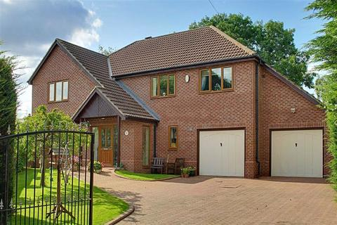 4 bedroom detached house for sale - Ormesby Bank, Ormesby