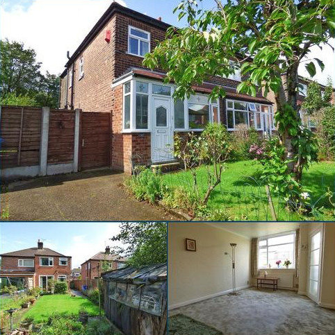 2 bedroom semi-detached house for sale - Parkfield Road North, New Moston, Manchester, M40