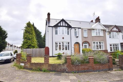 3 bedroom terraced house for sale -  Malvern Road,  Coventry, CV5