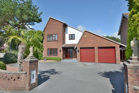 4 bedroom detached house for sale - Steeple Close, West Canford Heath, Poole, BH17 9BJ