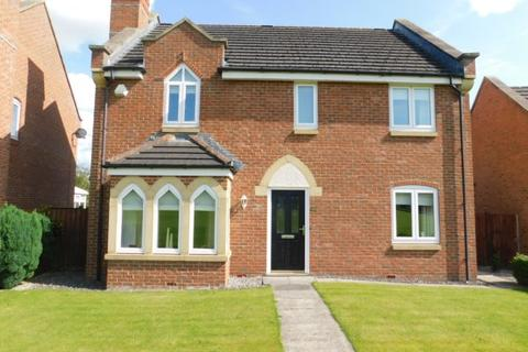 4 bedroom detached house for sale - ST LUKES CRESCENT, SEDGEFIELD, SEDGEFIELD DISTRICT