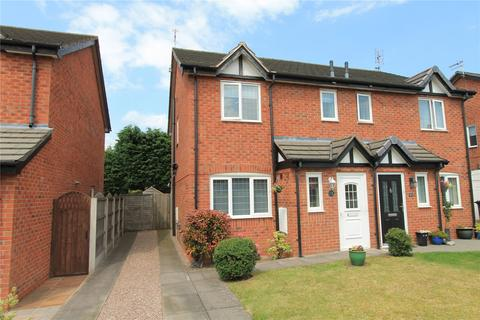 3 bedroom semi-detached house for sale - Limes Close, Haslington, Crewe, Cheshire, CW1