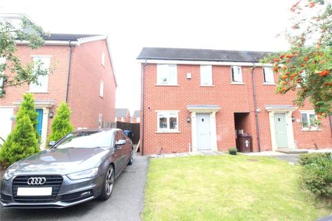3 bedroom townhouse for sale - Springfield Crescent, Liverpool, Merseyside, L36