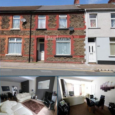 3 bedroom terraced house for sale - Nantgarw Road, Caerphilly