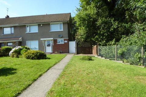 3 bedroom end of terrace house for sale - Glyn-y-mel , Pencoed, Bridgend, Bridgend County. CF35 6YA