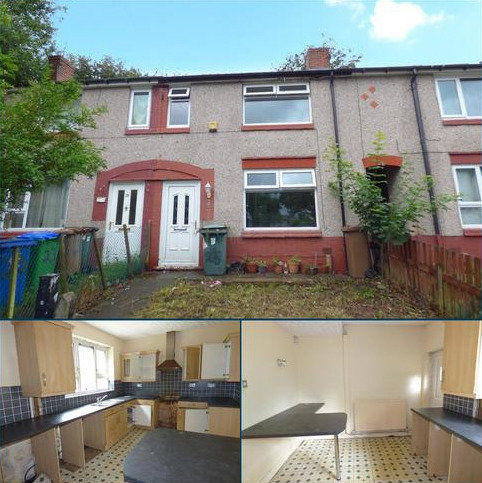 3 bedroom terraced house for sale - Wordsworth Road, Middleton, Manchester, M24