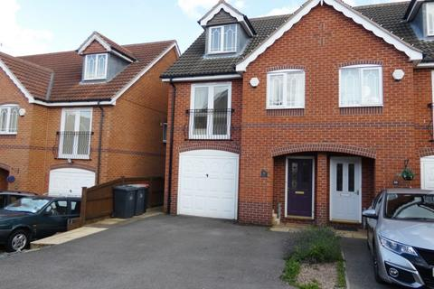 4 bedroom semi-detached house for sale - Hilltop Rise, Newthorpe, NG16
