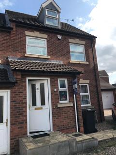 3 bedroom semi-detached house to rent - Sockburn Close, Hamilton, Leicester LE5