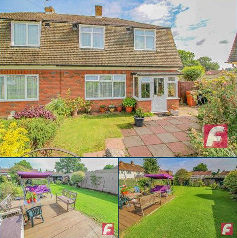 3 bedroom semi-detached house for sale - Falkirk Gardens, South Oxhey