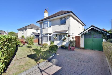 4 bedroom detached house for sale - Alverton Avenue, Poole, BH15 2QF