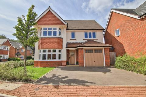 4 bedroom detached house for sale - Norchard Gardens, Whitecroft, Lydney