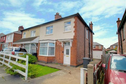 3 bedroom semi-detached house for sale - Thoresby Street, North Evington, Leicester