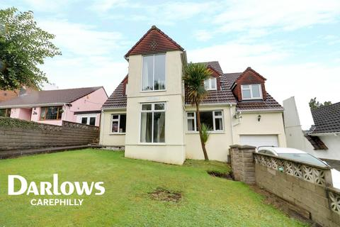 4 bedroom detached house for sale - Mountain Road, Caerphilly
