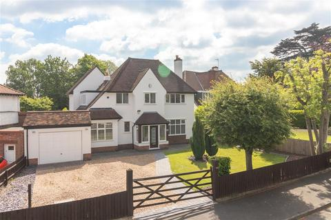 4 bedroom detached house to rent - Roman Road, Birstall LE4