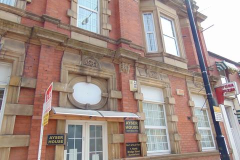 Studio to rent - North Bridge Street, Sunderland, Tyne and Wear, SR5 1AD