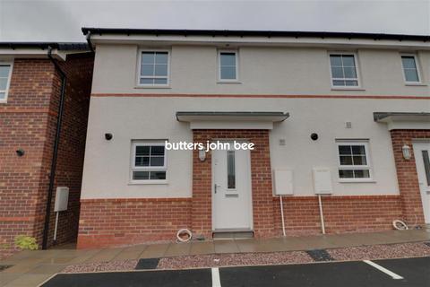 3 bedroom detached house to rent - Henry Dunn Avenue, Alexander Gate