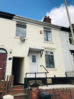 2 bedroom terraced house to rent - Himley Road, Dudley, DY1 2QG