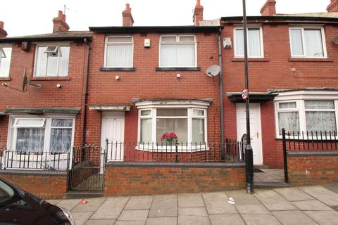 3 bedroom terraced house for sale - Ladykirk Road, Benwell, Newcastle Upon Tyne, Tyne & Wear, NE4 8AH