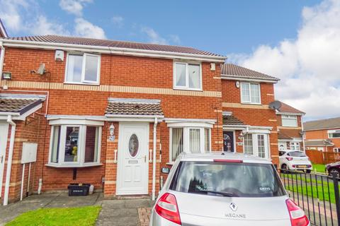 2 bedroom terraced house for sale - Locksley Close, North Shields, Tyne and Wear, NE29 8EN