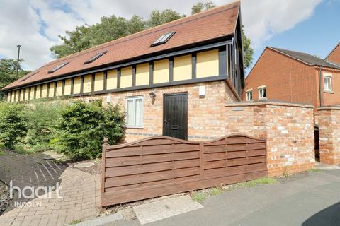 1 bedroom end of terrace house for sale - Lodge Court, Lincoln