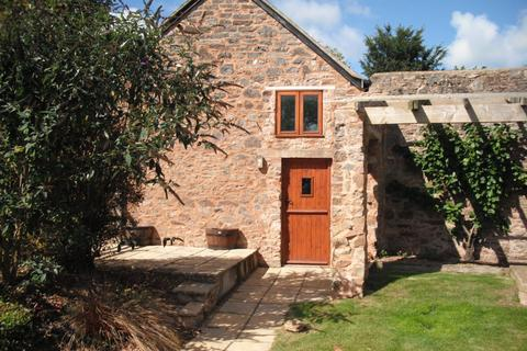 2 bedroom semi-detached house to rent - Lower Besley, Holcombe Rogus