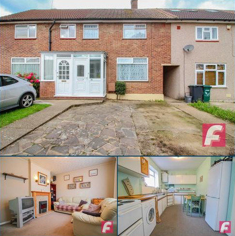 3 bedroom terraced house for sale - Chilwell Gardens, South Oxhey