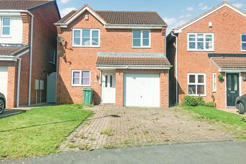 3 bedroom detached house for sale - Landseer Drive, Wolviston Grange, Billingham, Cleveland, TS23 3GF